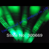free shipping  led foam stick baton China light stick party Suppliers single color with green