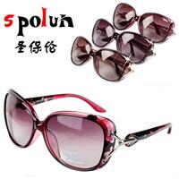Trend 2012 women's large sunglasses female sunglasses glasses polarized