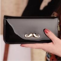 2014 hot sale free Shipping Fashion leather women wallet,ladies' purse,wallets for women,leather wallet,0100