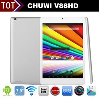 7.9 inch Chuwi V88HD mini pad tablet pc RK3188 1.6GHz Quad Core Android 4.2 Dual Camera WIFI OTG
