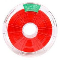 Free shipping high quality winbo petg filament transparent reel 1.75mm 1 kg red suit for most desktop 3d printers