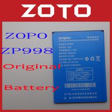 2400mAh Original Battery for ZOPO ZP998 Battery Smartphone