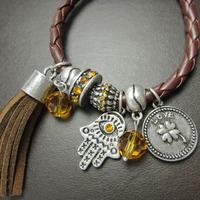 Fashion bulgaria accessories fatimamarried personalized bracelet more pendant bracelet B83
