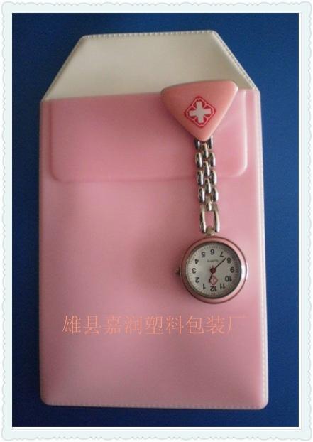 pocket protector Fresh all-match pink nurse table medical pencil case pen bag white coat pencil case(China (Mainland))
