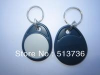 RFID 125KHz Writable Rewrite TK4100 Proximity Access control ID tag keyfobs token -100pcs