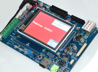 """Development board  ARM Crotex-M3  Sailing STM32103VET6 board+3.2""""TFT LCD Module+ULINK 2 MP3+CAN+485+Internet,support Wireless"""