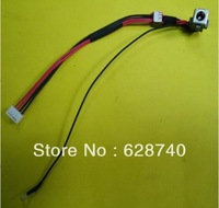 100% Brand New ToshibaA355 A355D DC Power Jack With Cable Wholesale And Retail,Free Shipping