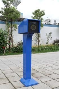 Simple computer case plane head ballot box 100(China (Mainland))