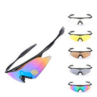 WOLFBIKE UV Protection Sports Ski Snowboard Skate Goggles Motorcycle Off-Road Cycling Goggle Glasses Eyewear Lens 5 Colours