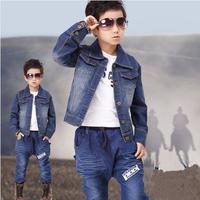 Тренч для мальчиков ture Boy casual jacket