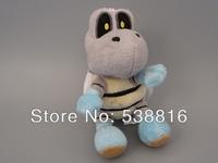 Free Shipping 15pcs/set Super Mario Plush toys Turtle bones Mario Turtle bonesn plush dolls Wholesale
