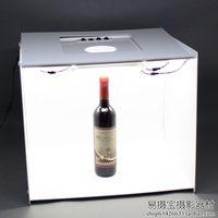 Photographic equipment props d50 lamp photo box led light box