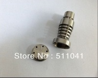 universal titanium domeless nails gr 2 14mm 18mm  for smoking,free shipping Paypal is available