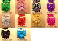50Y9729 free shipping girls headwear accessories bow-knot shape
