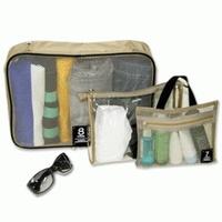 Perspectivity travel storage bag sorting bags piece set storage bag wash bag