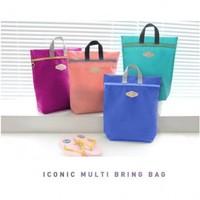 Iconic multifunctional portable travel storage bag finishing multi bringbag