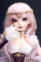 Iplehouse bjd doll  MiniFee Chloe 1/4 ( 43cm ) 5 colours skin  bjd fashion doll ( include eyes and makeup)