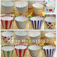 3000pcs beautiful size large Baking cups cake paper cups baking mold Muffin Cups Multi patterns bear high temperature H122