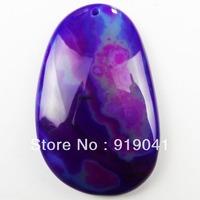 K1418 Free Shopping Beautiful Romantic Onyx Agate pendant bead 1pcs/lot