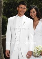 High quality wool customized tuxedo male suits 5 pieces(Coat+Pants+Vest+tie+Shirt)TZ017 2014 new design mens wedding suit
