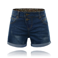 Summer 2014 Skort Verao Casual Shots Denim Shorts Women Shortes Plus Size For Female Short Feminino Ladies Jeans S332