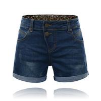 Summer 2014 Skort Verao Casual Shots Denim Shorts Women Shortes Plus Size Pants For Female Short Feminino Ladies Jeans S332