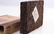DIDA TEA 2011 year Lao Tong Zhi Haiwan 1999 Puer Tea Brick shen puer Yunnan