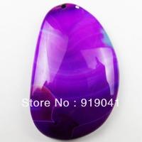 K1422 Free Shopping Beautiful Romantic Onyx Agate pendant bead 1pcs/lot