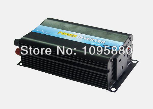600W pure sine wave inverter, 24vdc/220vac, off grid tie power inverter, 50/60Hz(China (Mainland))