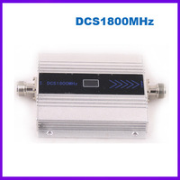 DCS Repeater Gain 55dbi LCD Display Function 1800Mhz DCS Mobile Phone Signal repeater/Booster/Amplifier