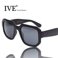 2013 big box sunglasses female sunglasses vintage glasses sun glasses