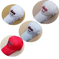Free shipping/ OEM Ca Wholesale 2014 Special Design Golf  caps With High Quality