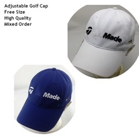 M no 2014 New  Purple/ Blue Golf Waterproof Cap/ Perfect Blue Hats