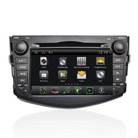 Car DVD GPS For TOYOTA RAV4 with bluetooth