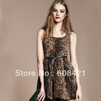2014 Spring New Arrival Tank Sexy&Club Casual Women Dress(260g),Party Girl Skirt free size for all seasons(S/M/L), Free Shipping