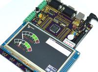 "FireBull STM32F103VET6(development board )+4.3""TFT LCD Module+ULINK 2  with MP3,Ethernet,USB Host"