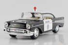 Free shipping KINSMART 1:40  Chevrolet police car  Alloy model car toys(China (Mainland))