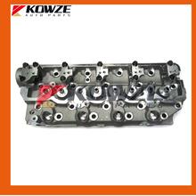 Aluminum 4D56 Engine Cylinder Head For Mitsubishi Pickup K74T L200 Diesel Pajero Montero V44 4D56 MD303750