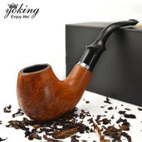 Free Shipping 2014 New arrival yoking smoking pipe metal pot filter smoking pipe smoking set