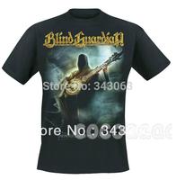 Blind Guardian 3D Brand High Quality new mma hot skull items shirt fitness Hardrock heavy Dark Metal 100%Cotton