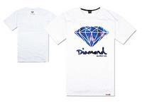 New 2014 mens hip hop Diamond t shirt, new style Diamond supply  mens t-shirts + free shipping