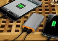 MAXCO apache 7800mah powerbank Output 2.1A Dual USB mini portable mobile charger Fast Charge