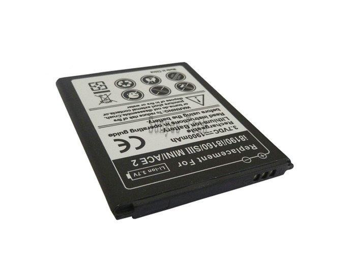 1900 мАч EB425161LU замена литий-ионная батарея для Samsung Galaxy S3 SIII мини-i8190 I8160 I699 S7562 S7562I S9920