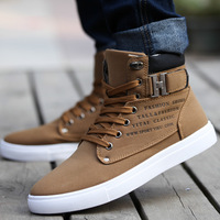 2014 New  Free shipping Spring shoes fashion nubuck leather shoes Men casual shoes  Balck and brown colour size:39-42