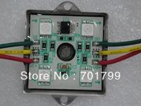 20pcs DC12V TM1804 addressable RGB full color led pixel module;IP68;0.96W