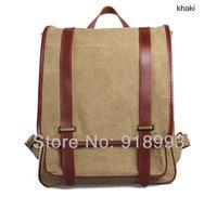 2014 Korean version of the new wave of British men and women shoulder bag leisure backpack travel bag schoolbag College Wind