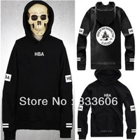 Men hood by air spring tide models Edison Pyrex brand HBA AIR right hooded pullover sweater,hip-hop hoodies
