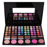 78 color eye shadow makeup