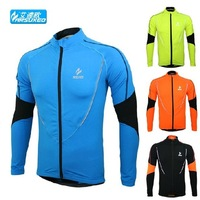 winter warm up fasion Fleeces skins running Fitness Excercise cycling bike bicycle sports running Clothing jacket shirt wear
