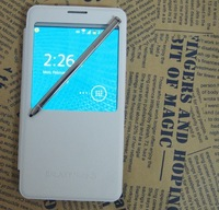 Metal pen  Android 4.4 KitKat 1:1 MTK6572 Note3 N9006 dual core  s-view 3G smart phone air gesture